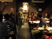 津軽部会 居酒屋ライブ2012